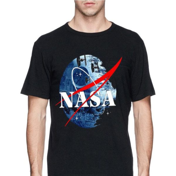 Star Wars Death Star Nasa shirt