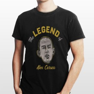 The Legend of Alex Caruso shirt