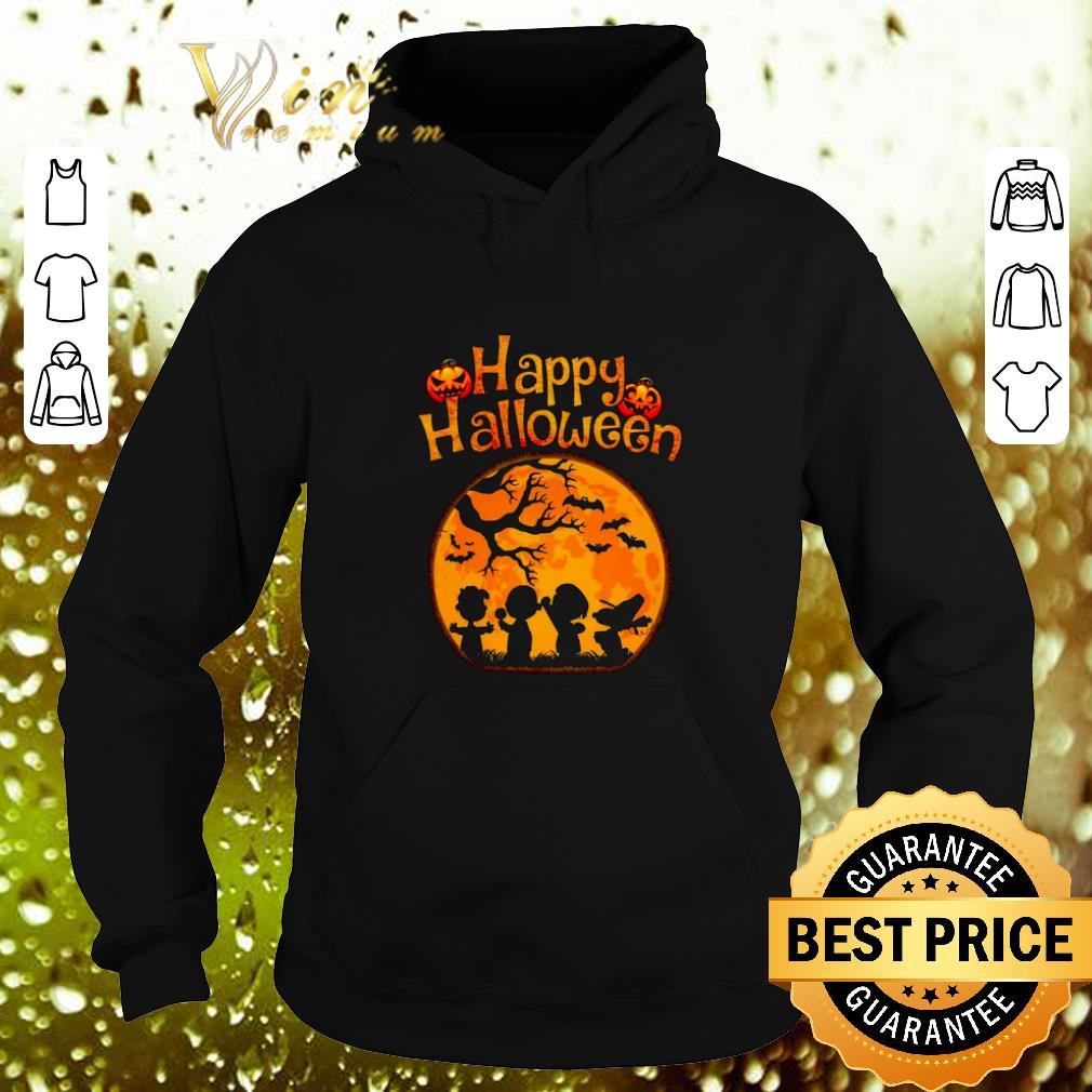 Top Happy halloween Peanuts characters shirt 4 - Top Happy halloween Peanuts characters shirt
