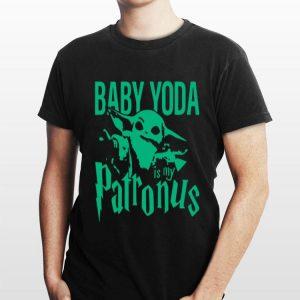 is my Patronus Baby Yoda shirt