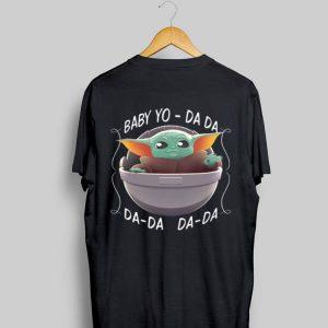 Baby Yo – Da Da Da-da Da-da – Baby Yoda sweater