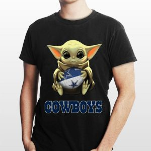 Baby Yoda Dallas Cowboys shirt