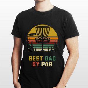 Best Dad By Par Vintage shirt