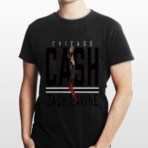 Chicago Cash Zach Lavine sweater