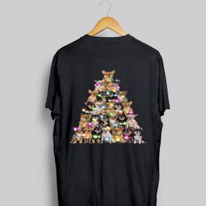 Chihuahua Christmas Tree sweater