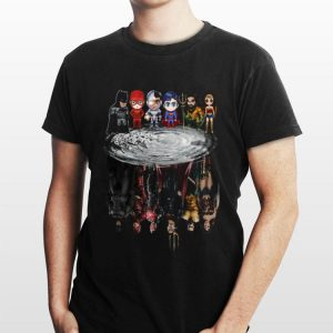 Dc Heroes Water Reflections sweater