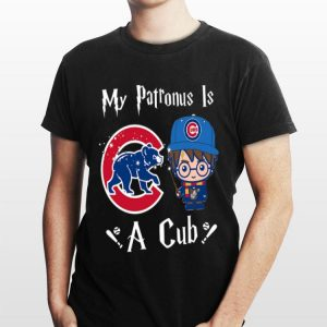 Harry Potter Chicago Bears My Patronus is a Cub sweater