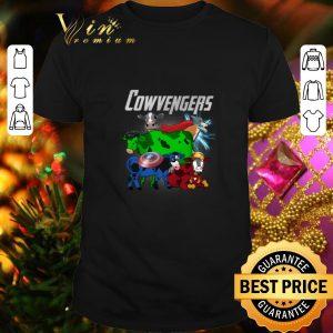 Hot Cow Cowvengers Marvel Avengers Endgame shirt