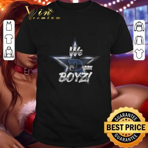 Hot Dallas Cowboys We dem boyz shirt
