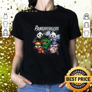 Hot Panda Marvel Pandavengers Avengers Endgame shirt