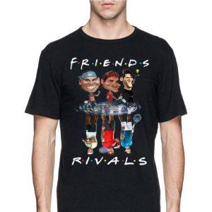 Novak Djokovic Roger Federer Rafael Nadal Friends Water Reflection Rivals Shirt Hoodie Sweater Longsleeve T Shirt