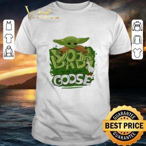 Original Baby Yoda stop it now Goose shirt