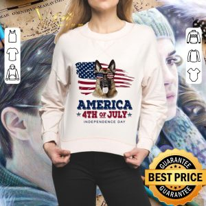 Original German Shepherd America 4th of july independence day shirt