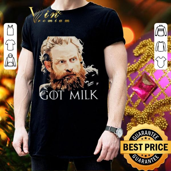 Original Tormund Giantsbane GOT Milk Game Of Thrones shirt