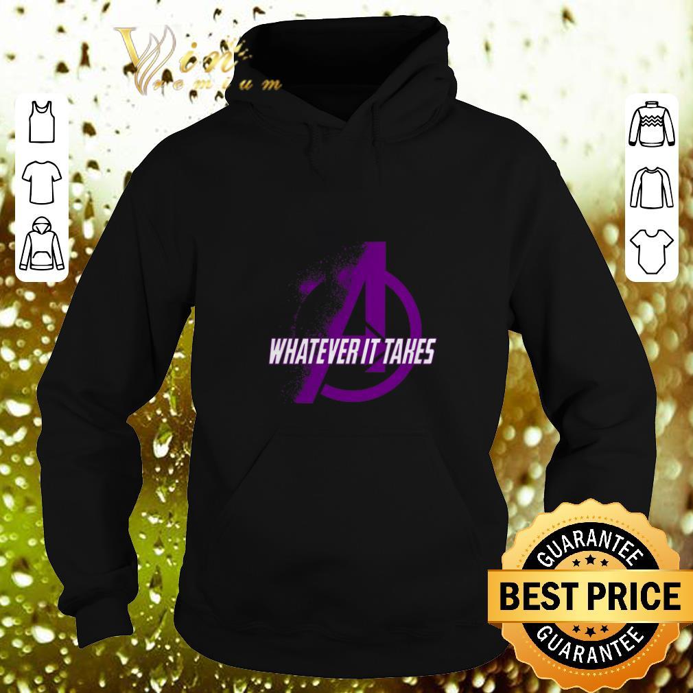 Original Whatever it takes Marvel Avengers Endgame shirt 4 - Original Whatever it takes Marvel Avengers Endgame shirt