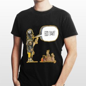 Pittsburgh Steelers and Dog Good Dawg shirt