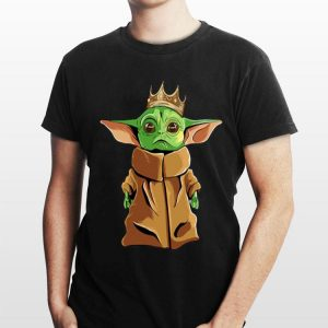 The Mandalorian Baby Yoda King sweater