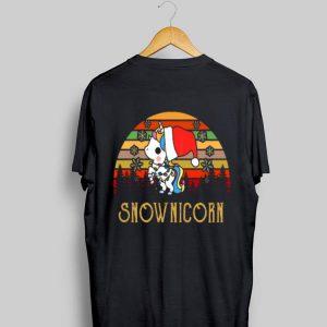 Unicorn Snow Unicorn vintage sweater