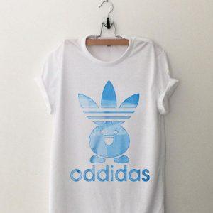 Adidas Logo Oddidas shirt