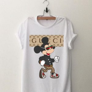 Disney Mickey Mouse Gucci shirt