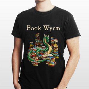 Dragon Books Wyrm shirt