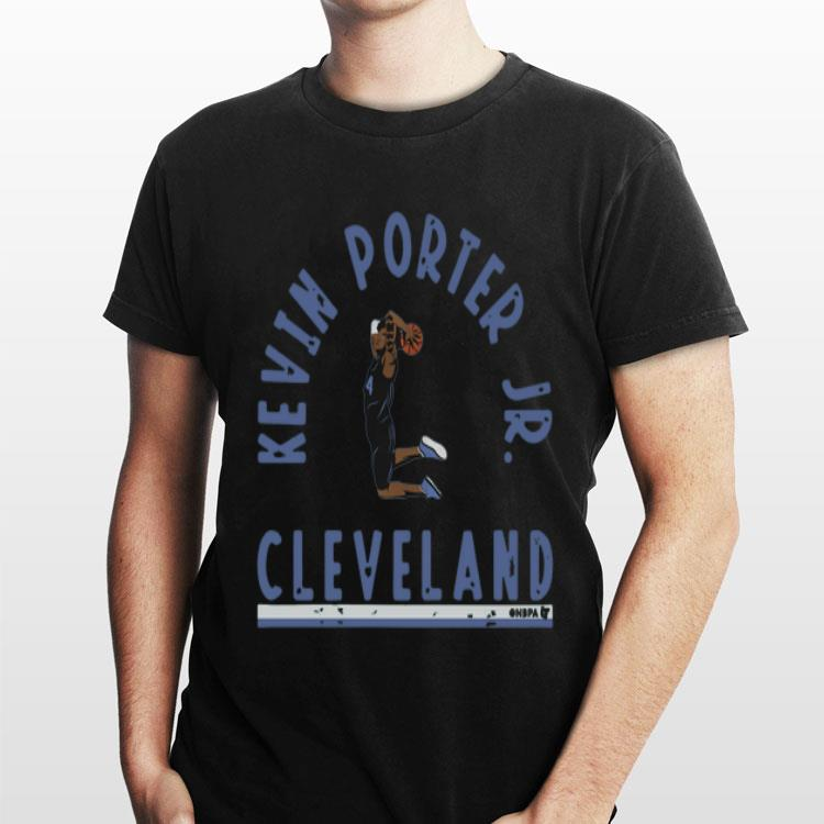 Kevin Porter Jr Cleveland shirt, hoodie, sweater ...