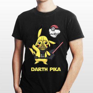 Pikachu Darth Pika shirt