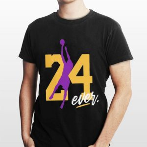 RIP KOBE BRYANT 24 FOREVER shirt