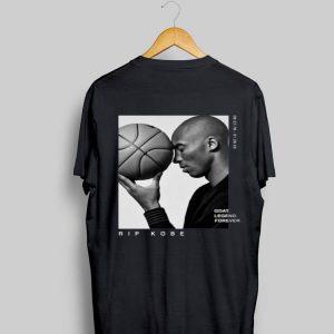 RIP Kobe Bryant Mamba NBA shirt