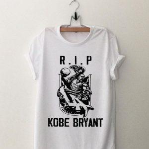 Rip Kobe Bryant LA shirt
