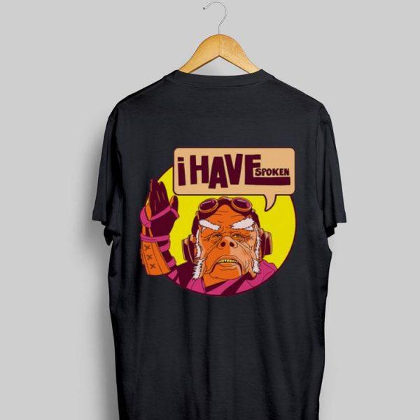 Star Wars Kuiil I Have Spoken shirt