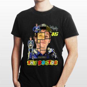 Valentino Rossi The Doctor Signature shirt