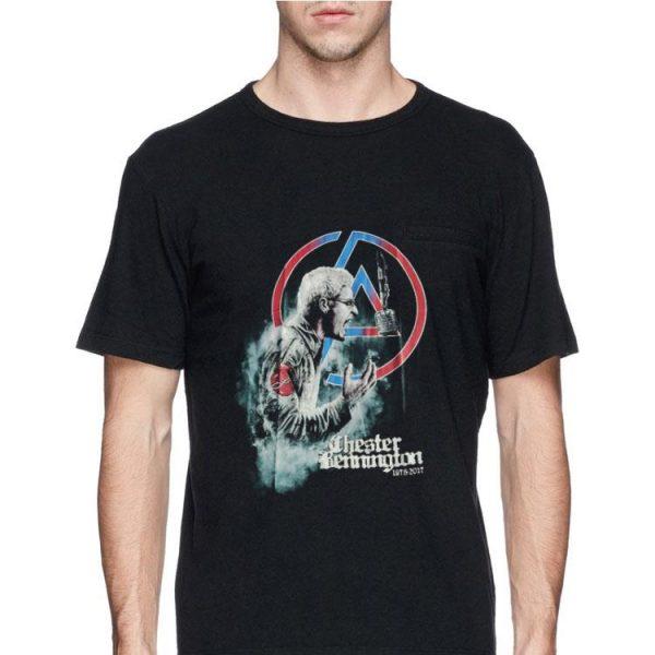 Chester Bennington Death 1967 – 2017 shirt