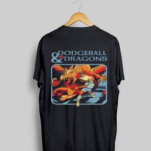Dodgeball And Dragons shirt