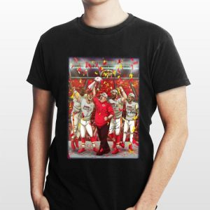 Kansas City Chiefs Andy Reid and Players Super Bowl Champions shirt