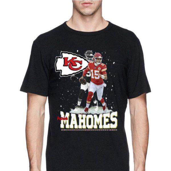 Kansas City Chiefs Patrick Mahomes Champions shirt