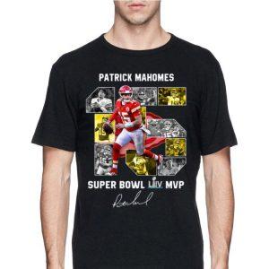 Kansas City Chiefs Patrick Mahomes Super Bowl Liv Mvp Signature shirt