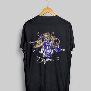 Kobe Bryant 824 Signature shirt