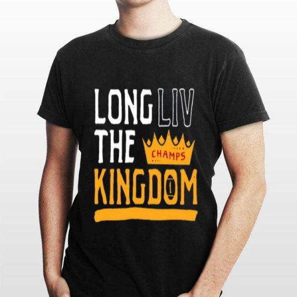 Long Liv The Champs Kingdom shirt