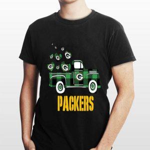 Love Car Green Bay Packers shirt