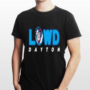 Lowd Dayton Dayton Flyers 2020 shirt