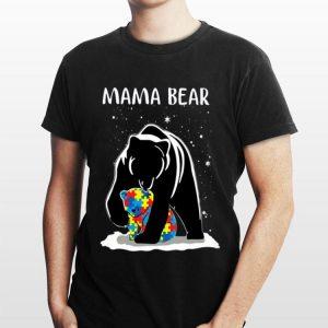 Mama Bear Autism Awareness shirt