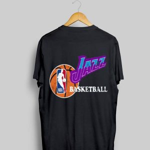 Nba Jazz Basketball shirt