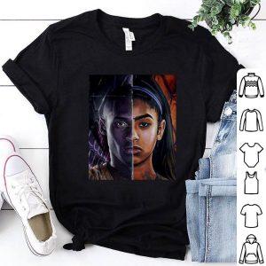 Original Kobe Bryant And Daughter Face shirt