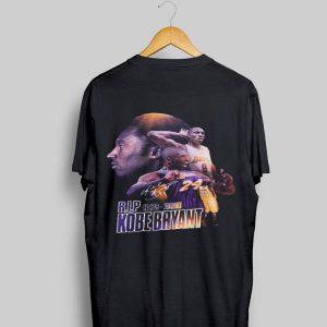 RIP Kobe Bryant 41 Years Old shirt