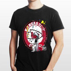 Soppy Kansas City Chiefs Super Bowl Champions shirt