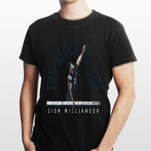 The Block Is Hot Zion Williamson shirt