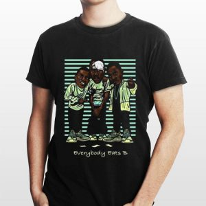 Yeezreel Yeezy 350 Everybody Eats B shirt