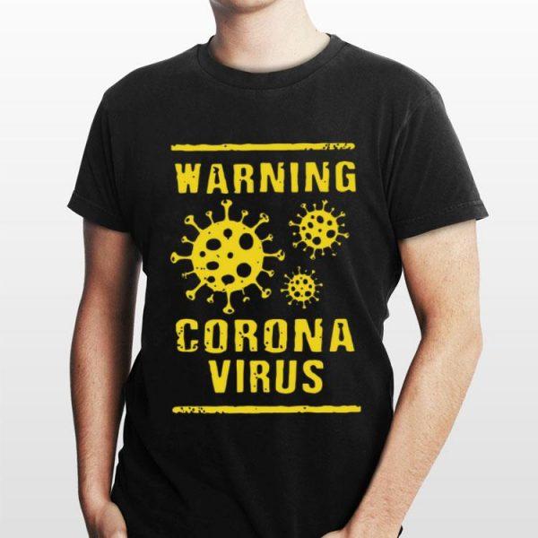China Warning Coronavirus shirt