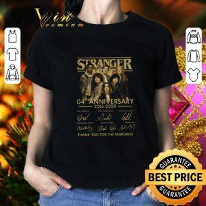 Hot Stranger Things 04th anniversary Finn Wolfhard Gaten Matarazzo shirt